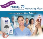1304 PURELL SKIN ADVANCED FOAM LTX-7