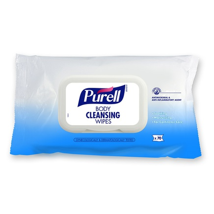 PURELL® Body Cleansing Wipes