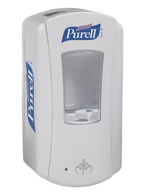 1920 LTX-12 DISPENSER BERÖRINGSFRI PURELL 1200ml