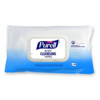 Purell body wipes